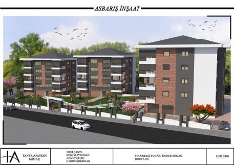 Ihlamurkent' teki 32 Dairelik Panorama Evleri Projemiz Hayırlı Olsun